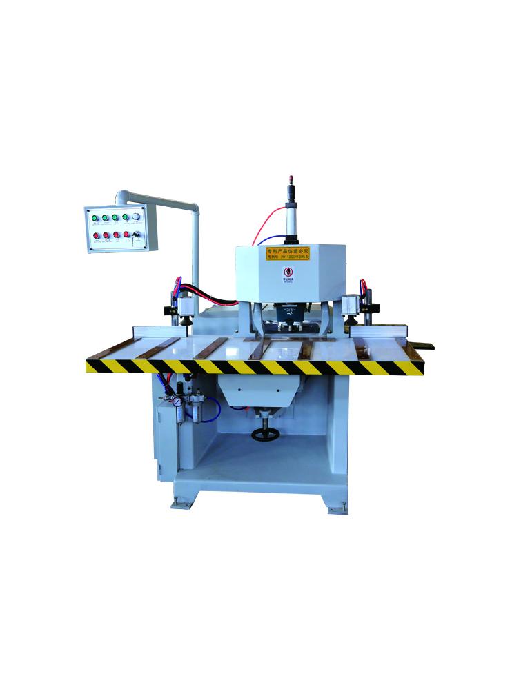 Door Lock Slot Milling Machine